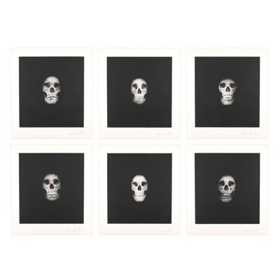 Damien Hirst, 'I once was what you are, you Will Be What I Am (Portfolio of 6)', 2007