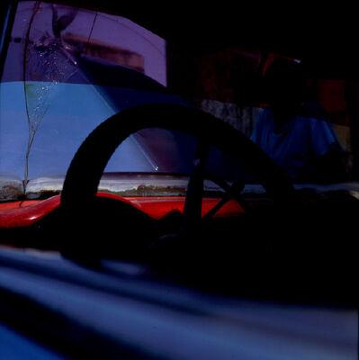 Miguel Rio Branco, 'Blue + Red'