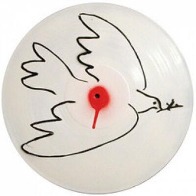 Martin Whatson, 'Dove of Peace'