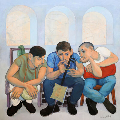 Houssam Ballan, 'Untitled', 2018