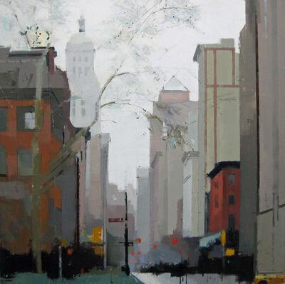 Lisa Breslow, 'Gramercy Park South', 2016