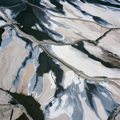 David Maisel, 'Tailings Pond 1, Minera Centinela, Copper Mine, Antofagasta Region, Atacama Desert, Chile', 2018