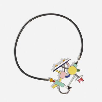Marco Zanini, 'Morgana necklace', 1985