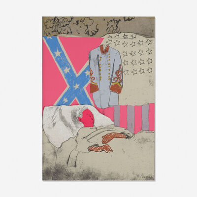 Larry Rivers, 'Confederate Soldier', 1970