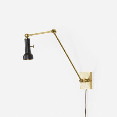 Angelo Lelii, 'wall lamp', c. 1950
