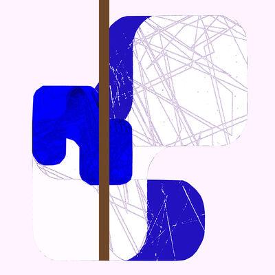 Taline Temizian, 'Networks Interaction Heterogeneous Split', 2019