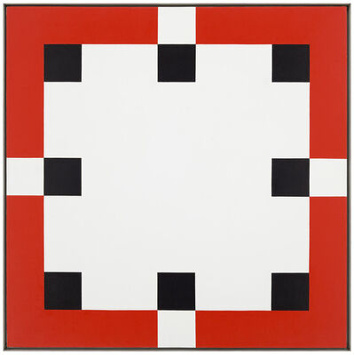Frederick Hammersley, 'Figure Of Speech', 1975