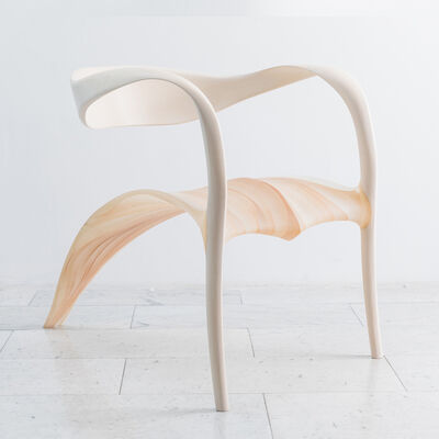 Marc Fish, 'Ethereal Series Lounge Chair, UK', 2019