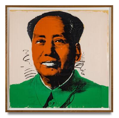 Andy Warhol, 'Mao II.94', 1972