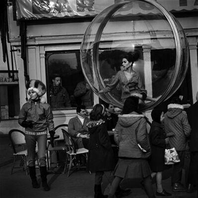 Melvin Sokolsky, 'Ali du Taxi, Paris', 1963