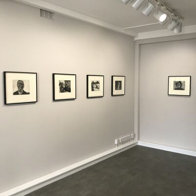 The Crying Game, installation view