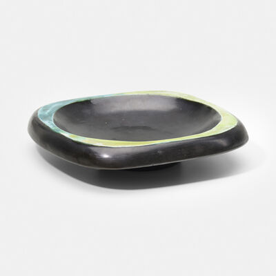 Georges Jouve, 'bowl', c. 1952