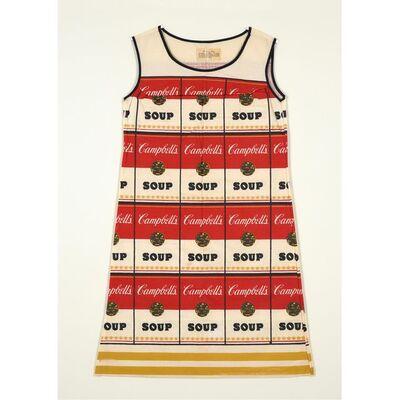 Andy Warhol, 'The Souper Dress (x2)', ca. 1965