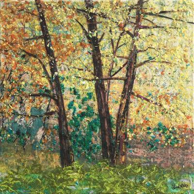 Laura Adams, 'Hickory Trees', 2018
