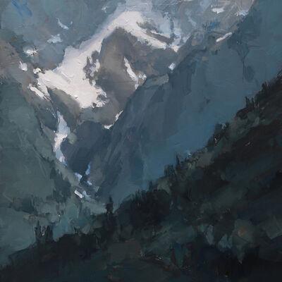 James Kroner, 'Bavarian Alps', 2018