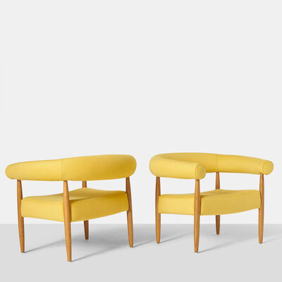 "Nanna Ditzel, '""Ring"" Chair by Nanna Ditzel', 1950-1959"