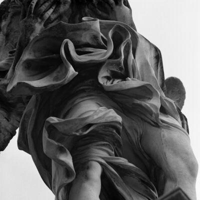 Hélène Binet, 'Levitation 02 - Ponte Sant'Angelo, Rome (Sculpture by Gian Lorenzo Bernini)', 2019