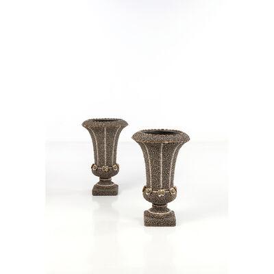 Thomas Boog, 'Medici, outdoor vases Pair', 2017