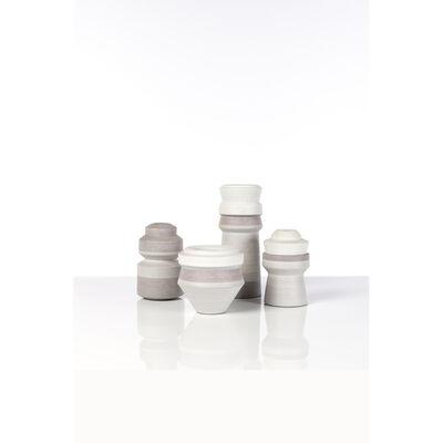 Martin Schlotz, 'Set of 4 pots', 2006