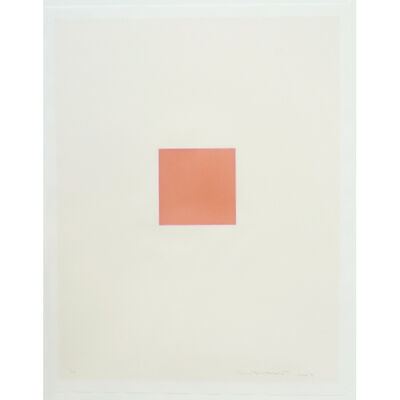 Tim Litzmann, 'Untitled, Orange ', 2003