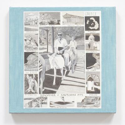 Becky Suss, 'Souvenir of Santorini 1975', 2015