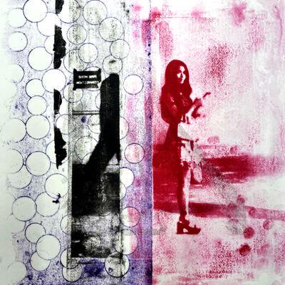 Eric Sanders, 'Anna Waiting No. 5', 2021