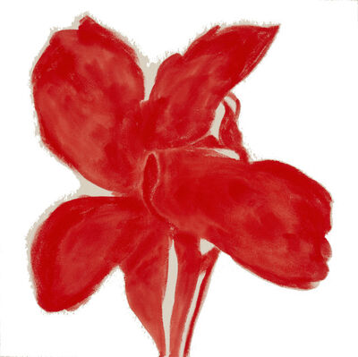 Pat Service, 'Lily-Red', 2020