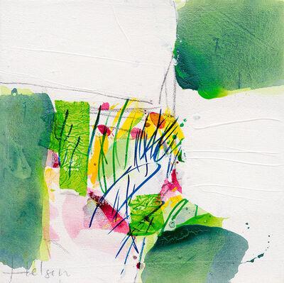 Greet Helsen, 'Little color gardening III', 2014