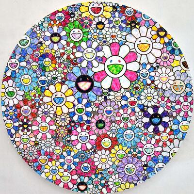Takashi Murakami, 'Celestial Flowers', 2018
