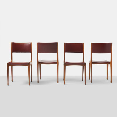 Carlo de Carli, 'Dining Chairs by Carlo de Carli', ca. 1960