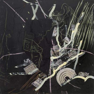 Per Kirkeby, 'Ohne Titel', 2015