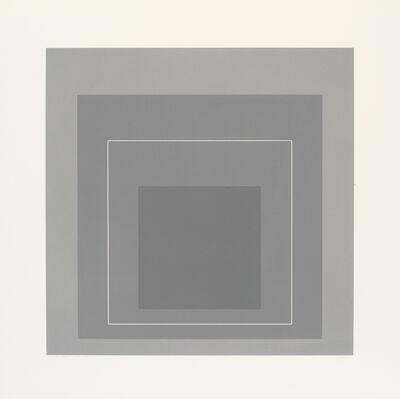 Josef Albers, 'WLS II', 1966
