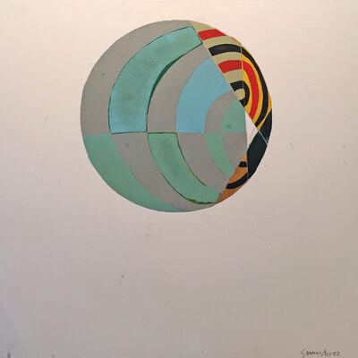 Sara Matson Westover, 'Summer Wheel 5'