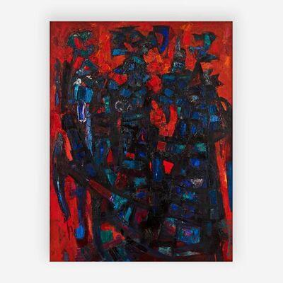 Abraham Rattner, 'Gargoyles No. 4', 1959