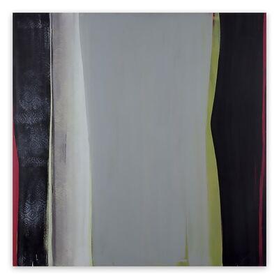 Marcy Rosenblat, 'Gray Center', 2015