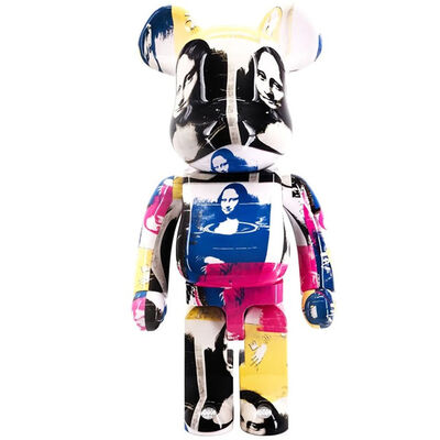 BE@RBRICK, 'Andy Warhol Double Mona Lisa (Color) 1000%', 2019