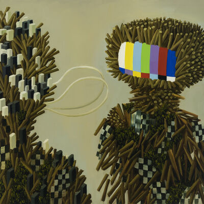 Judith Berry, 'Mesmerized', 2019