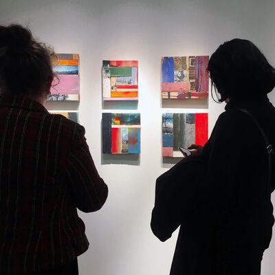 JGM Gallery at London Art Fair 2020, installation view
