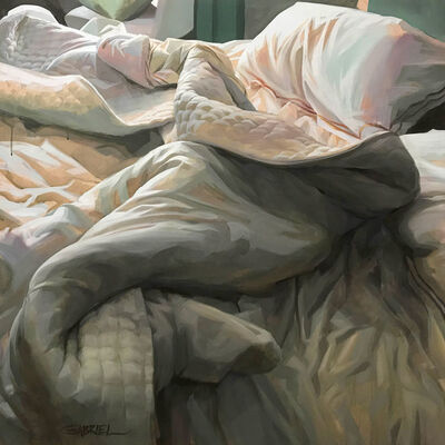 Gabriel Mark Lipper, 'Silk', 2018