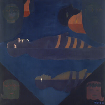 Beatriz González, 'LL.MM.NN', 1994