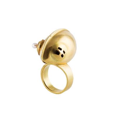 Siegfried De Buck, 'Spina, ring'