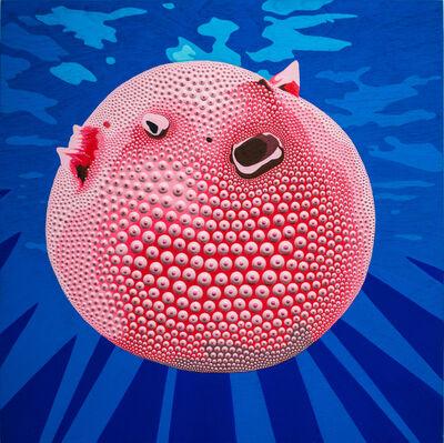 PJ Linden, 'Nipple Fugu', 2013