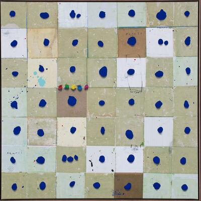 Cole Morgan, 'Green But Blue', 2020