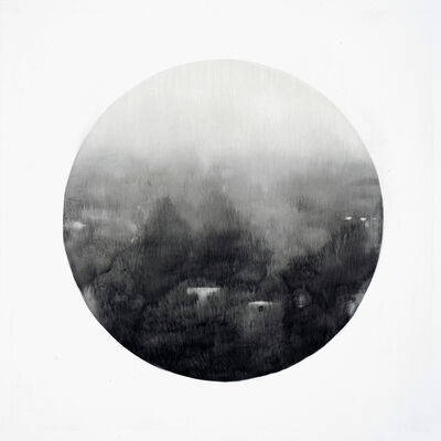 Gale Antokal, 'Tondo #4 From the Place on Hills', 2020