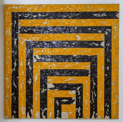 Sigfredo Chacón, 'Pure abstract picture (Traffic)', 1995