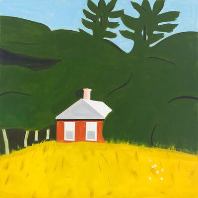 Alex Katz, 'Red House', 2016