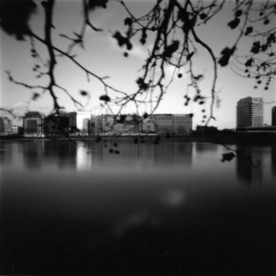 Dianne Bos, 'London Thames', 2006