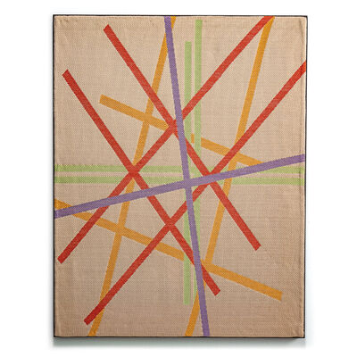 Ethel Stein, 'Jack Straws', 2008