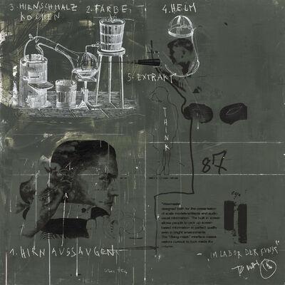 TOMAK, 'Im Labor der Kunst', 2015