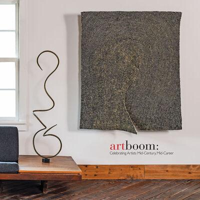 artboom: Celebrating Artist Mid-Century, Mid-Career, installation view